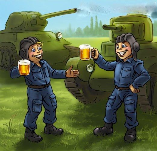 Поздравления армейскому другу с днем рождения